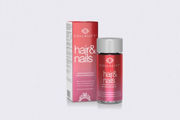 Packaging design Hair&Nails
