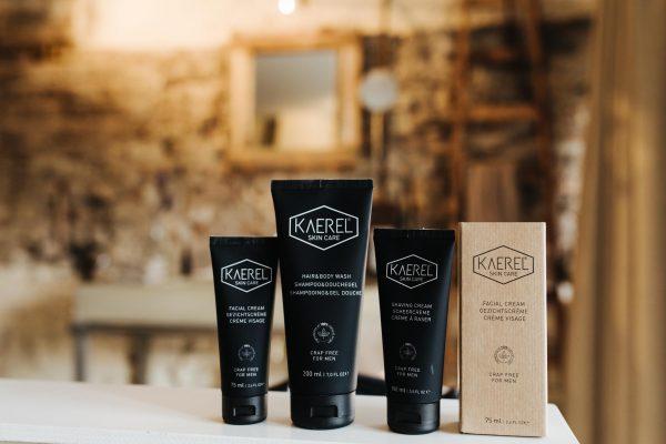 Kaerel packaging design