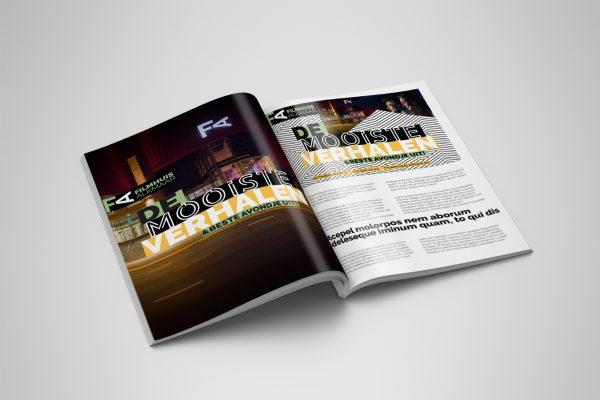 filmhuis magazine design
