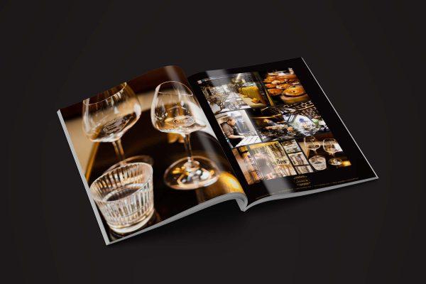 Parkje magazine design