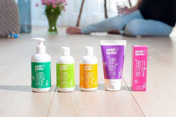 Petit & Jolie Packaging Design
