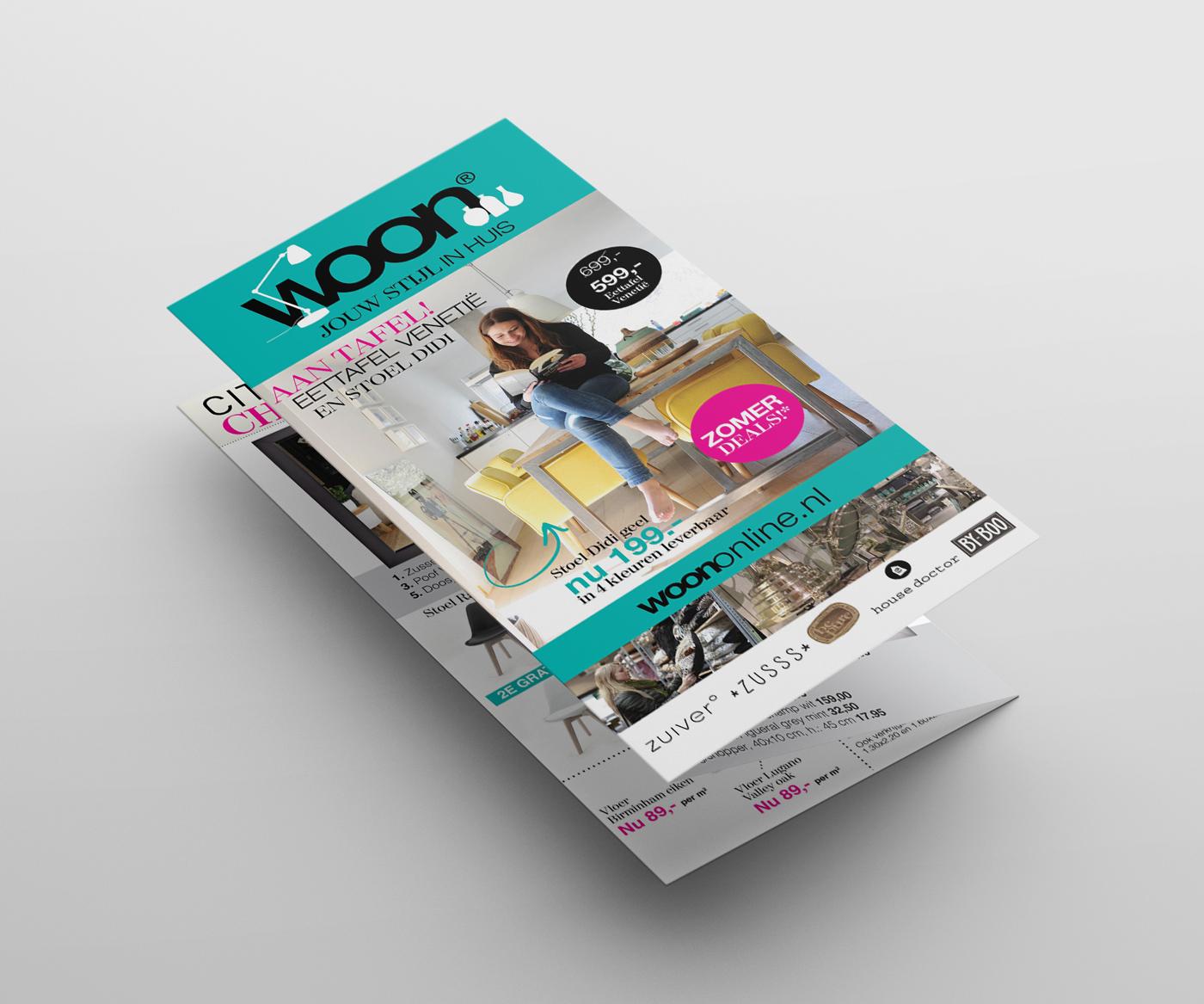 Design folder Woon
